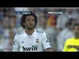 Лига Чемпионов 2010-11 / 1/2 финала / Первый матч / Реал Мадрид - Барселона / (2 тайм)